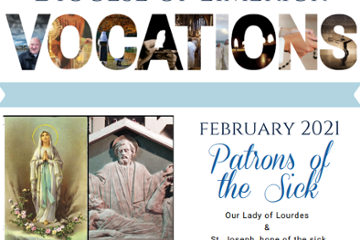 Vocations Newsletter February 2021