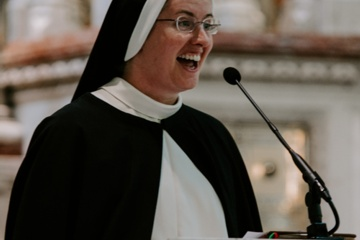 Mass in Thanksgiving of Sister Caitriona Kavanagh's perperpetual profession of vows