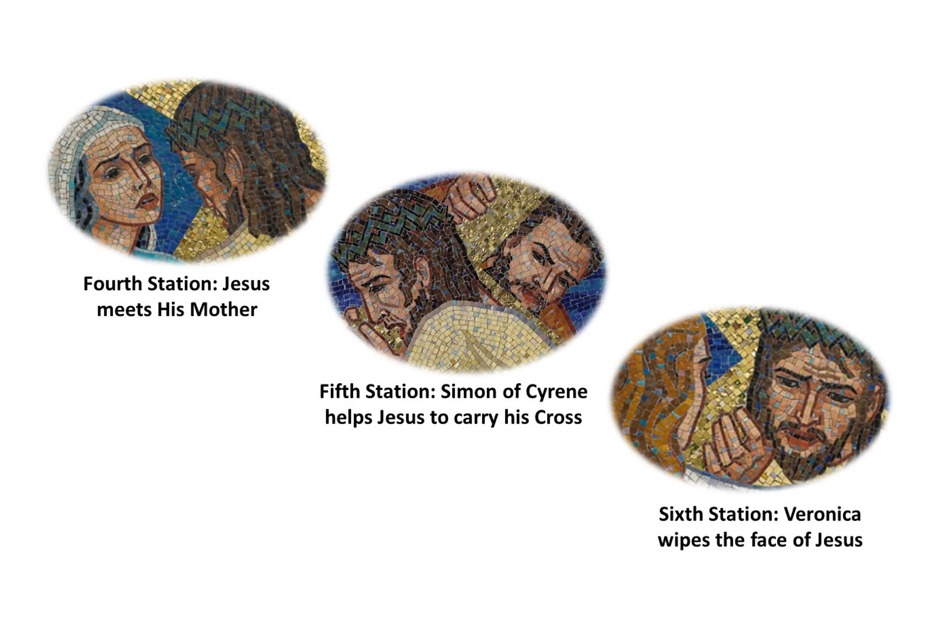 Reflecting on the Stations of the Cross (No 2)
