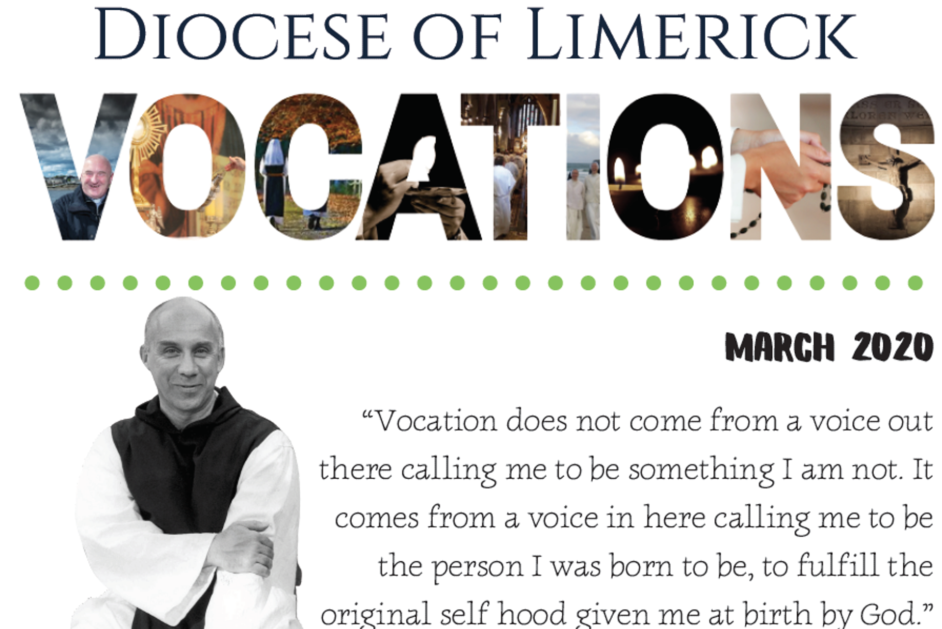 Vocations Newsletter March 2020