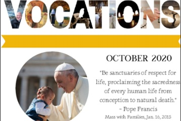 October 2020 Vocations Newsletter