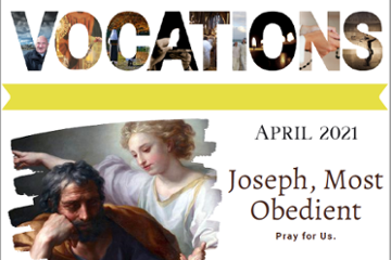 Vocations Newsletter April 2021