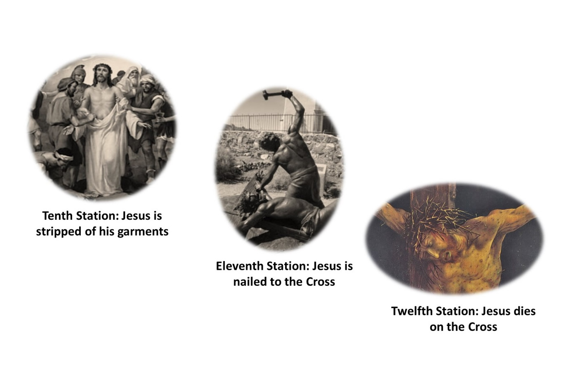 Reflecting on the Stations of the Cross (No 4)