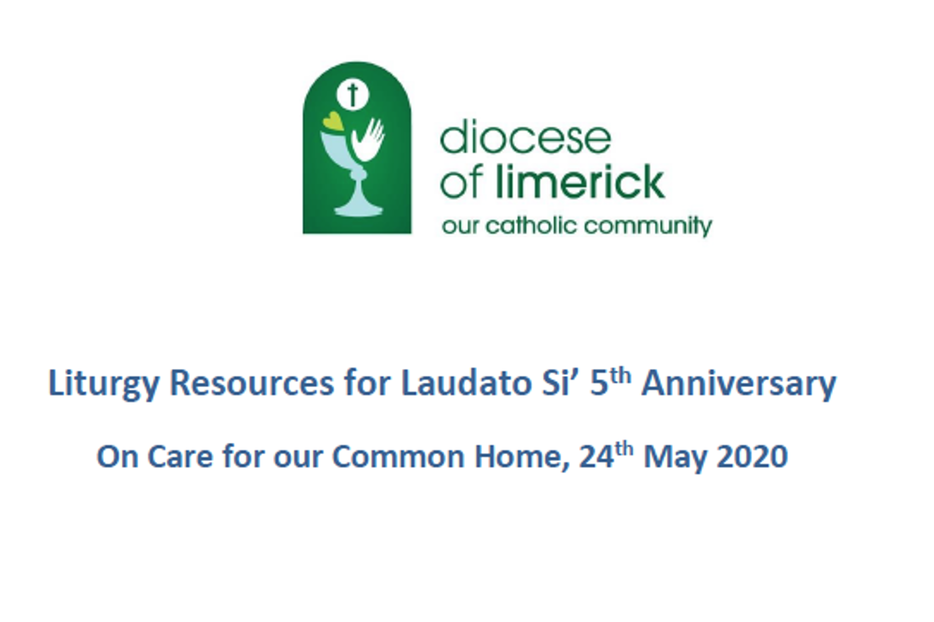 Liturgy Resources for Laudato Si' 5th Anniversary