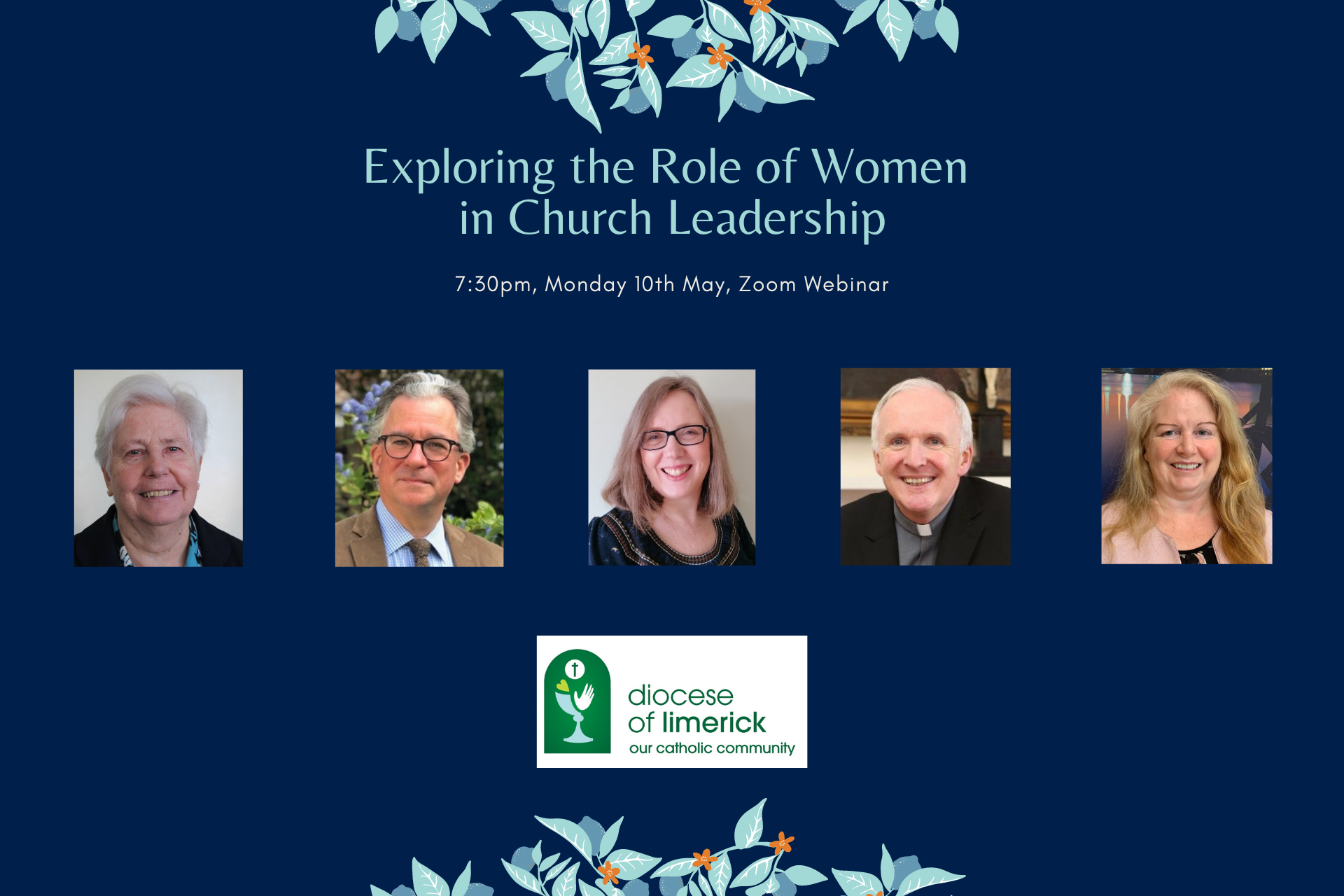 Exploring the Role of Women in Church Leadership Webinar